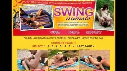 Preview #1 for 'Swing Nudists'