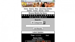 Preview #1 for 'Big Butt Shakers Mobile'