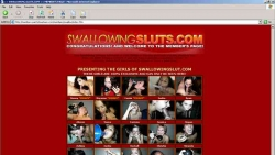 Preview #1 for 'Swallowing Sluts'