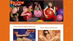Preview #1 for 'Balloon Fetish Teens'