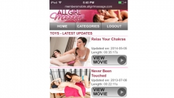 Preview #1 for 'All Girl Massage Mobile'