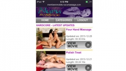 Preview #1 for 'Nuru Massage Mobile'