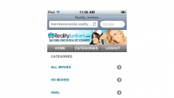 Preview #4 for 'Reality Junkies Mobile'