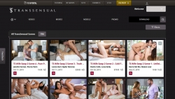 Preview #2 for 'Transsensual.com'