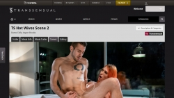 Preview #3 for 'Transsensual.com'