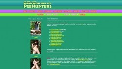 Preview #1 for 'Pee Hunters'