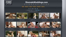 Preview #2 for 'Shemale Weddings'