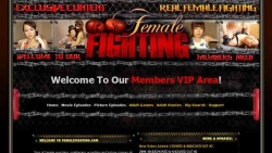 Preview #1 for 'Female Fighting'
