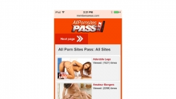 Preview #1 for 'All Porn Sites Pass Mobile'
