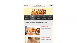 Preview #3 for 'BBW Hunter Mobile'