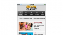 Preview #1 for 'Old N Fat Movies Mobile'