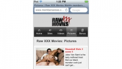 Preview #2 for 'Raw XXX Movies Mobile'