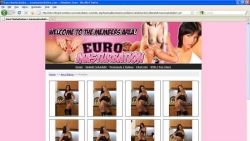 Preview #2 for 'Euro Masturbation'