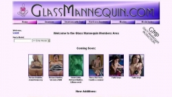 Preview #1 for 'Glass Mannequin'