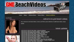 Preview #1 for 'GND Beach Videos'