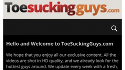 Preview #1 for 'Toe Sucking Guys'