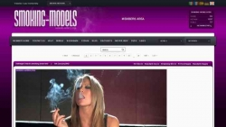 Preview #1 for 'Smoking Models'