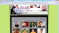 Preview #1 for 'Twinks For Cash XXX'