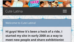 Preview #1 for 'Cute Latina'