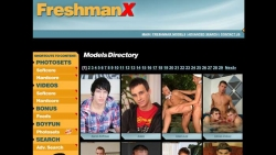Preview #4 for 'Freshman X'