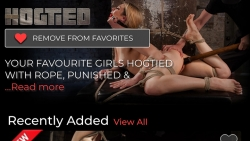 Preview #1 for 'Hogtied'