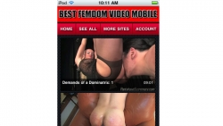 Preview #1 for 'Best Femdom Video Mobile'