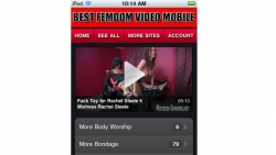 Preview #2 for 'Best Femdom Video Mobile'
