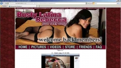 Preview #4 for 'Busty Latina Rebecca'