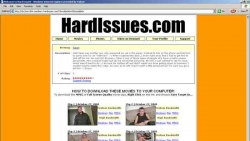 Preview #4 for 'Hard Issues'