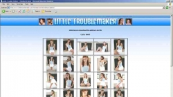 Preview #2 for 'Little Trouble Maker'