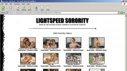 Preview #3 for 'Lightspeed Sorority'