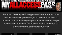 Preview #1 for 'My All Access Pass'