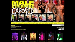 Preview #1 for 'Male Strippers Exposed'