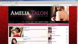 Preview #1 for 'Amelia Talon'