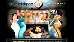 Preview #1 for 'Crazy Fetish Pass'