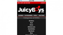 Preview #2 for 'Juicy Boys Mobile'