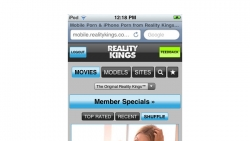Preview #1 for 'Reality Kings Mobile'