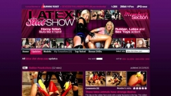 Preview #1 for 'Latex Slut Show'