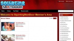 Preview #1 for 'Squirting Next Door'
