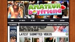 Preview #1 for 'Amateur Boyfriend'