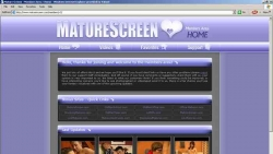 Preview #1 for 'Mature Screen'