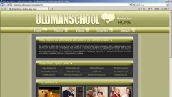 Preview #1 for 'Old Man School'