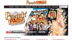 Preview #1 for 'Parody Pass'