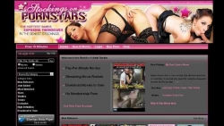 Preview #4 for 'Stockings On Pornstars'