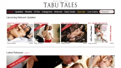Preview #1 for 'The Tabu Tales'