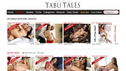 Preview #2 for 'The Tabu Tales'