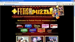 Preview #1 for 'Fetish Puzzle'