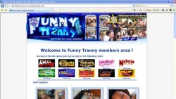Preview #1 for 'Funny Tranny'