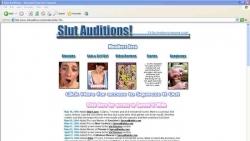 Preview #1 for 'Slut Auditions'