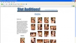 Preview #2 for 'Slut Auditions'